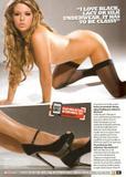 Bianca Gascoigne strips naked for Nuts in this exclusive photo gallery Foto 133 (Бьянка Гаскойн полосами голой для орехов в этом эксклюзивные фото галерея Фото 133)