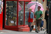 Dakota Fanning *HQ ADDS* On the UK Set of 'Now Is Good' in Brighton 07/25/11