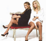 Olsen Twins 1X Photoshoot