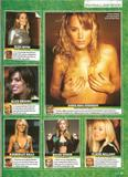 Sports Players Wives Girlfriends Nuts (UK) Feb/2-8/2007 100 Hot Footballers' Wives Foto 42 (Жены игроков Орехи (Великобритания) Feb/2-8/2007 100 Горячая футболистов жены Фото 42)