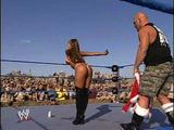 Sable, Torrie Wilson & Dawn|Wearing Christmas Thongs|RS|24.5MB