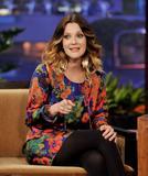 Дрю Бэрримор, фото 2841. Drew Barrymore 'The Tonight Show with Jay Leno' in Burbank - 02.02.2012*>> Video <<, foto 2841,