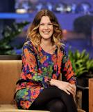Дрю Бэрримор, фото 2846. Drew Barrymore 'The Tonight Show with Jay Leno' in Burbank - 02.02.2012*>> Video <<, foto 2846,