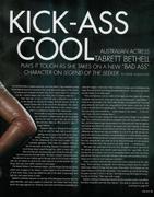 ������� ������, ���� 3. Tabrett Bethell Sci Fi Magazine - April 2010, foto 3