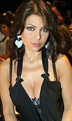 Haifa Wahby from the Arabic reality Show Al-Wadi. Foto 145 (Хайфа Уахби от реальности Арабская Показать аль-Вади. Фото 145)