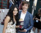 Vanessa Hudgens at 2008 MTV Movie Awards