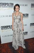 Люси Хейл, фото 600. Lucy Hale Cosmopolitan Fun Fearless Awards in New York - 05/03/12, foto 600