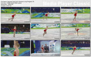 Rachael Flatt - Figure Skating - 2010 Olympics Long Program